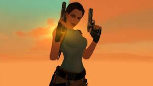 GTA SA - Tomb Raider Anniversary Lara Pack