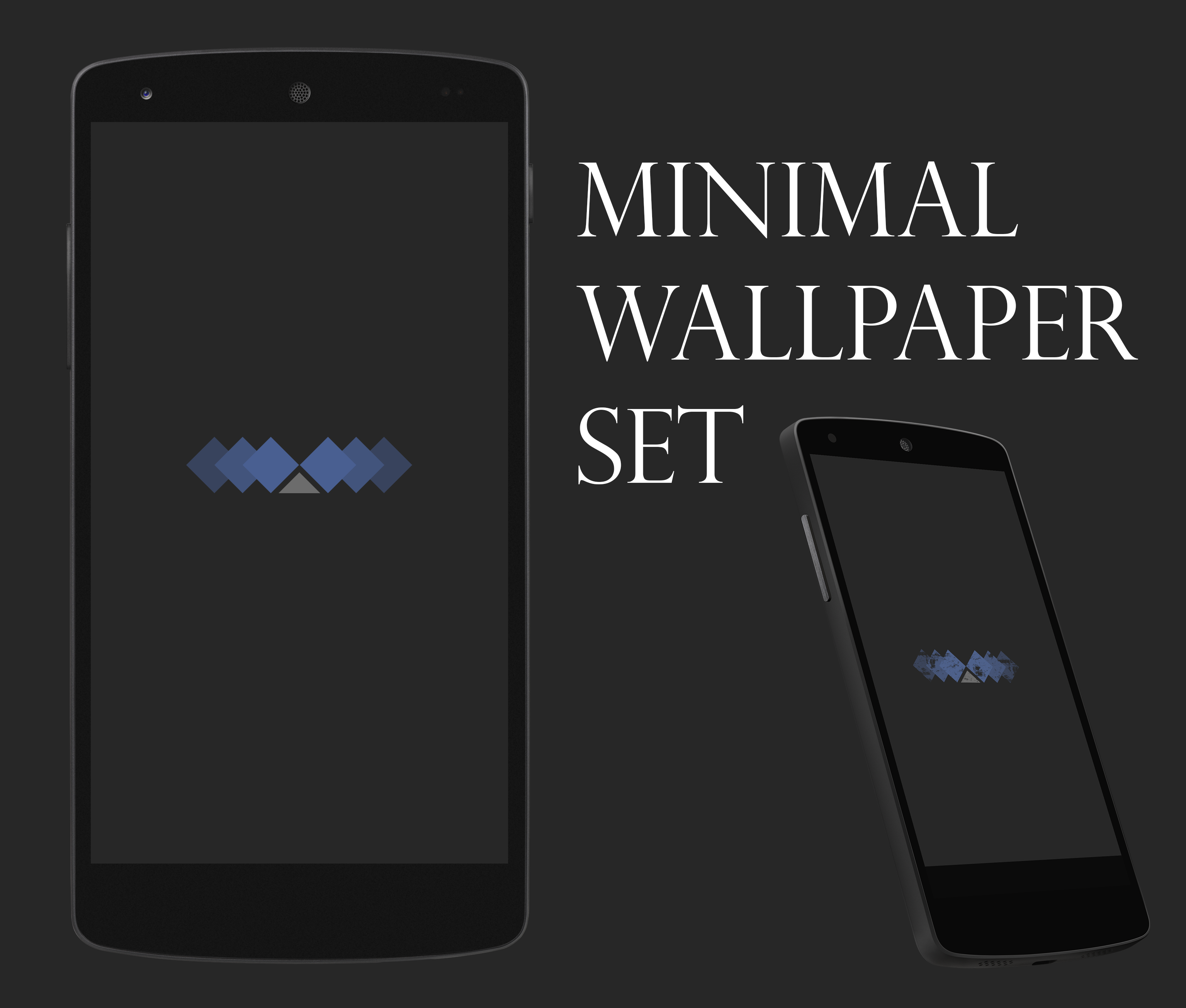 Minimal Shapes Phone Wallpaper Pack By Midwestcrusader On