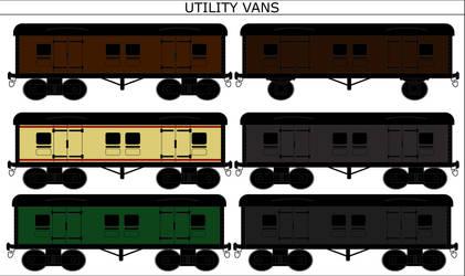 Utility Vans Portrait