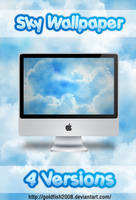 Sky Wallpaper by goldfish2008