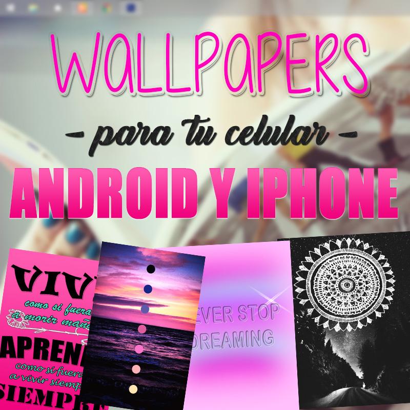 Wallpapers para tu celular by yamilethrivera04 on deviantart for Primicias ya para movil
