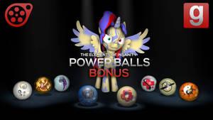 [DL]*BONUS*Power Balls - Elements of Insanity