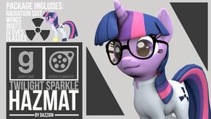 [DL | SFM/GMOD ] Hazmat Twilight Sparkle