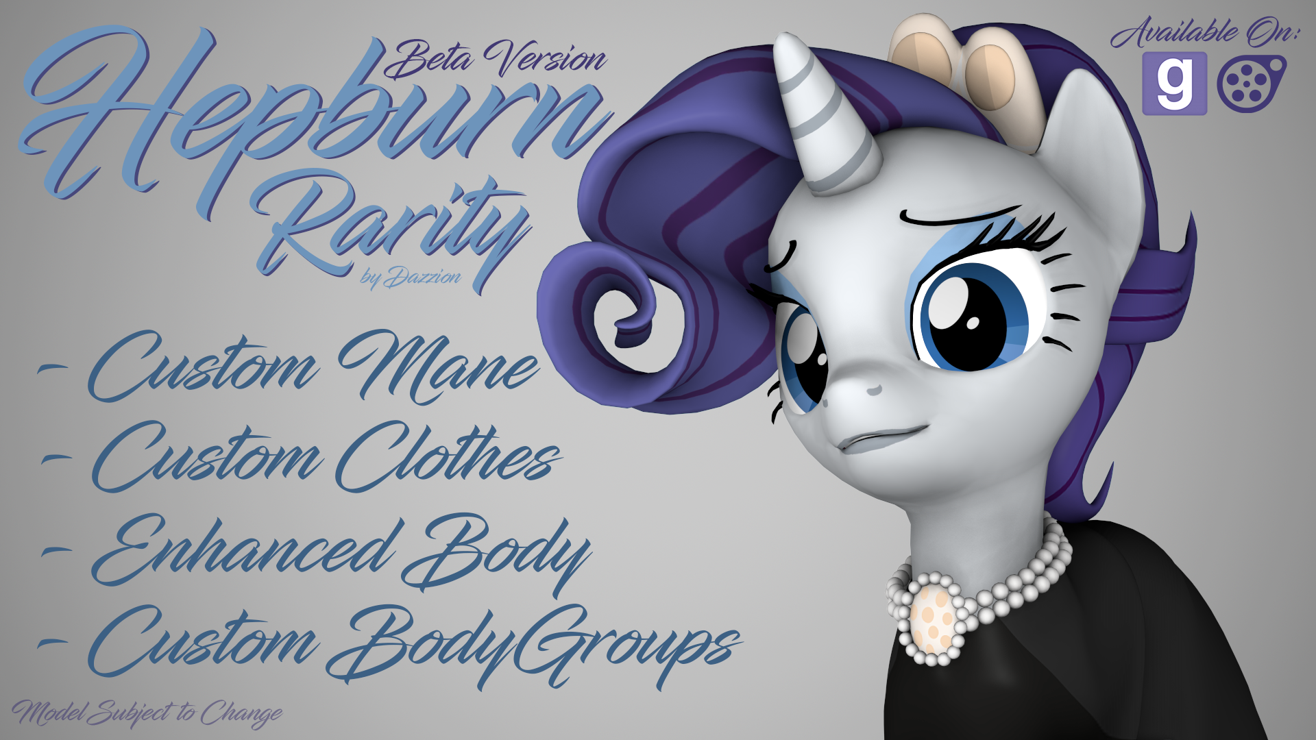 [DL] Hepburn Rarity - Version One