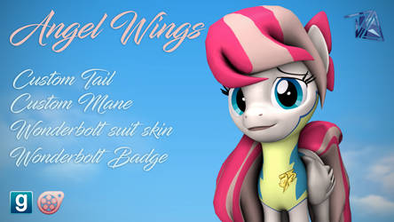 [DL] Angel Wings - V2