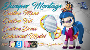 [DL] Juniper Montage + Mirror Release