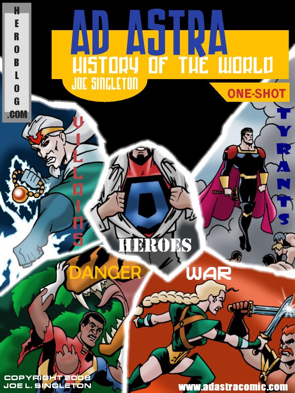 Ad Astra History of the World by Joe-Singleton