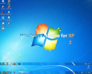 Windows 7 theme for xp v2