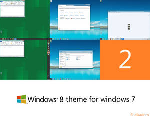 Windows 8 theme for 7 2