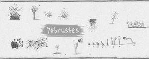 7#brushes