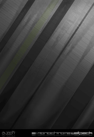 Monochroma Wallpack by Jean31