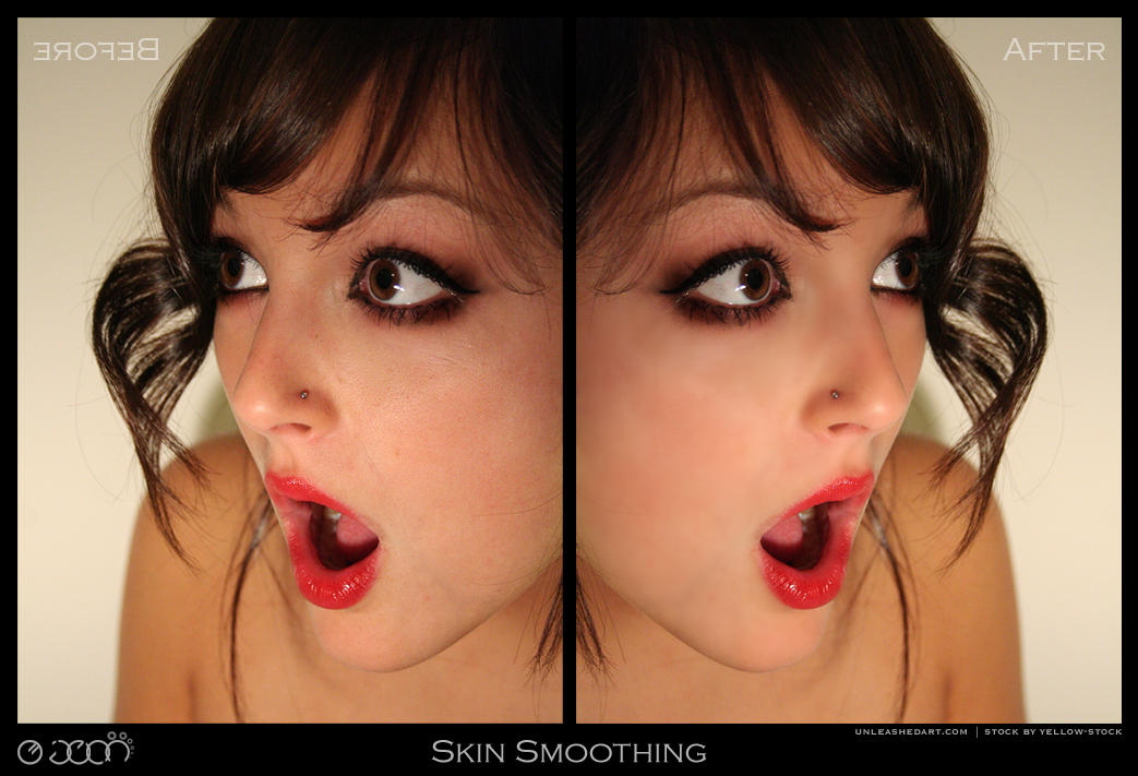 Skin Smoothing by Jean31