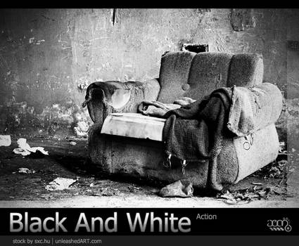 Black And White by Jean31