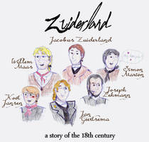 Zuiderland: A Story of the 18th Century