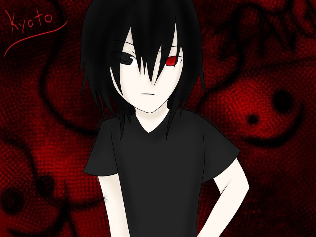 Zalgo jr. x Jeff the killer daughter!reader 4 by luckywebs13 on ...