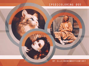 [PSD] Coloring #05