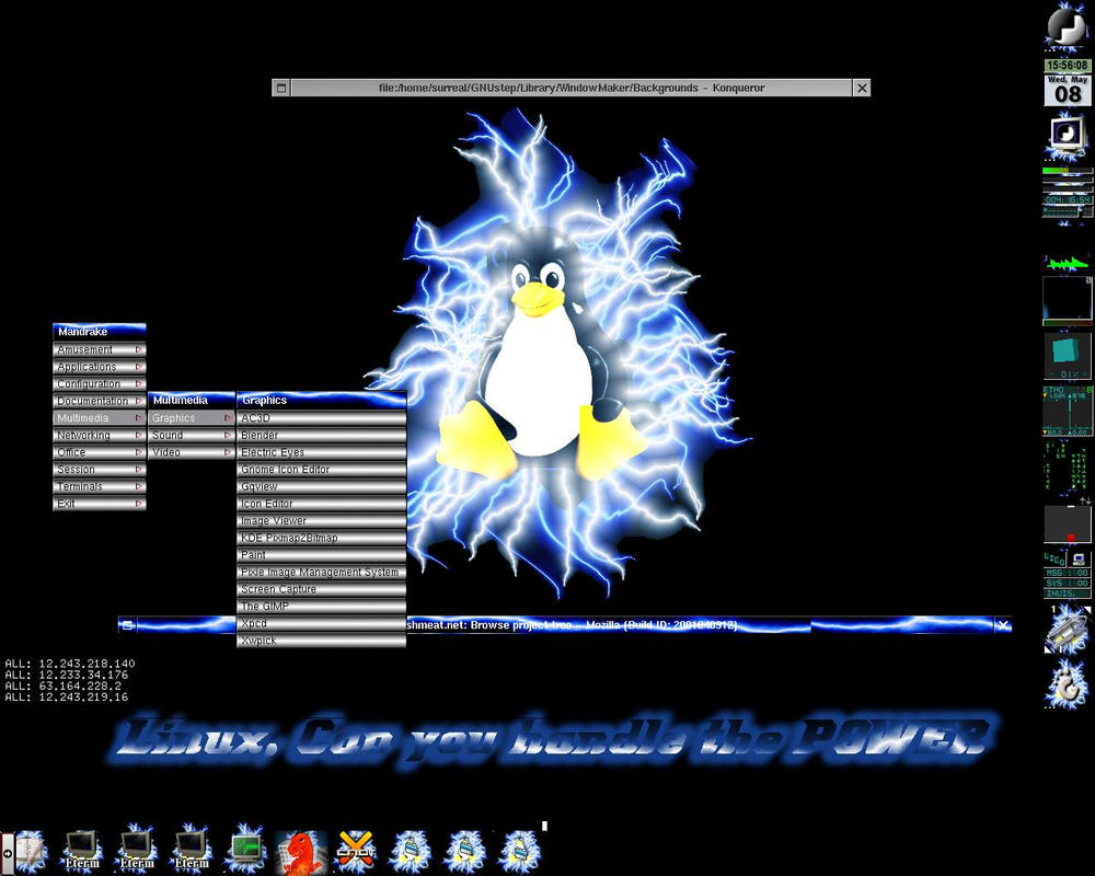 LinuxPower by surealstyle