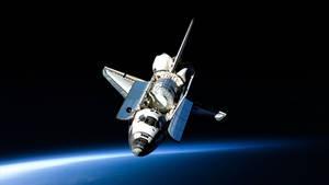 Shuttle into the Blue by trekkie604