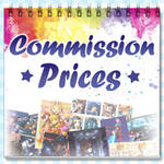 Commission Prices (NEW!)