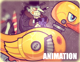 Duck Car Animation by Garvals