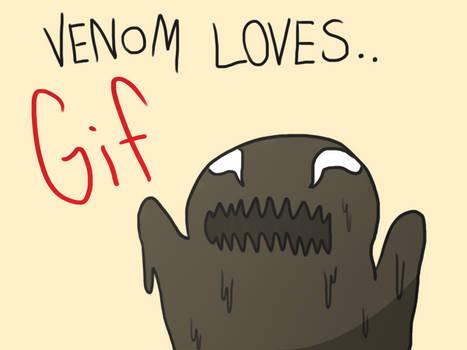Venom loves..