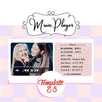 Template 28 ( + ) Reproductor de Musica by lovexlmost