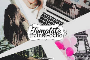 Template 38 ( + ) Plantilla editable by lovexlmost