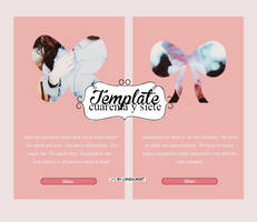 Template 47 ( + ) plantilla editable by lovexlmost