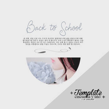 Template 51 ( + ) plantilla editable by lovexlmost