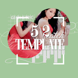 Template 52 ( + ) plantilla editable