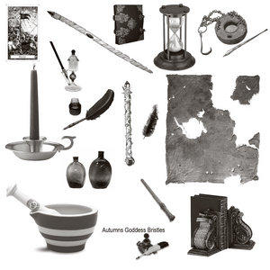 Majik Brushes for Cs by AutumnsGoddess-stox