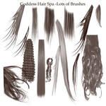 Hair Brushes adobe 7