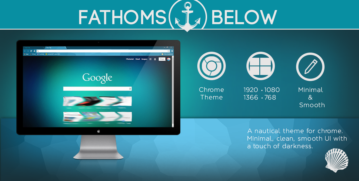 Google themes luhan - Fathoms Below By Msusa