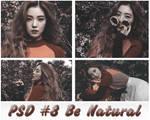 PSD #8 Be natural||Fanctashy