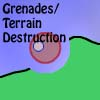 Grenades---Terrain Destruction by psykopath