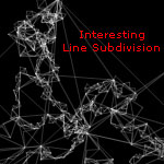 Line Subdivision by psykopath