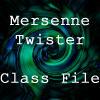 Mersenne Twister Class File by psykopath