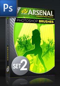 Photoshop Brushes Pack set 2 by rkoyuki