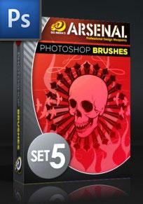 Photoshop Brushes Pack set 5