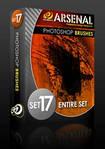 Photoshop Brushes Pack set 17