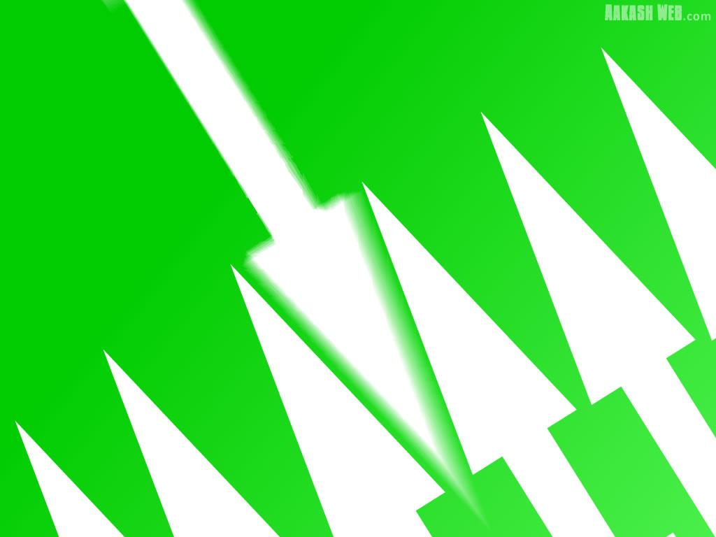 7 Arrows - Green