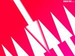7 Arrows - Pink