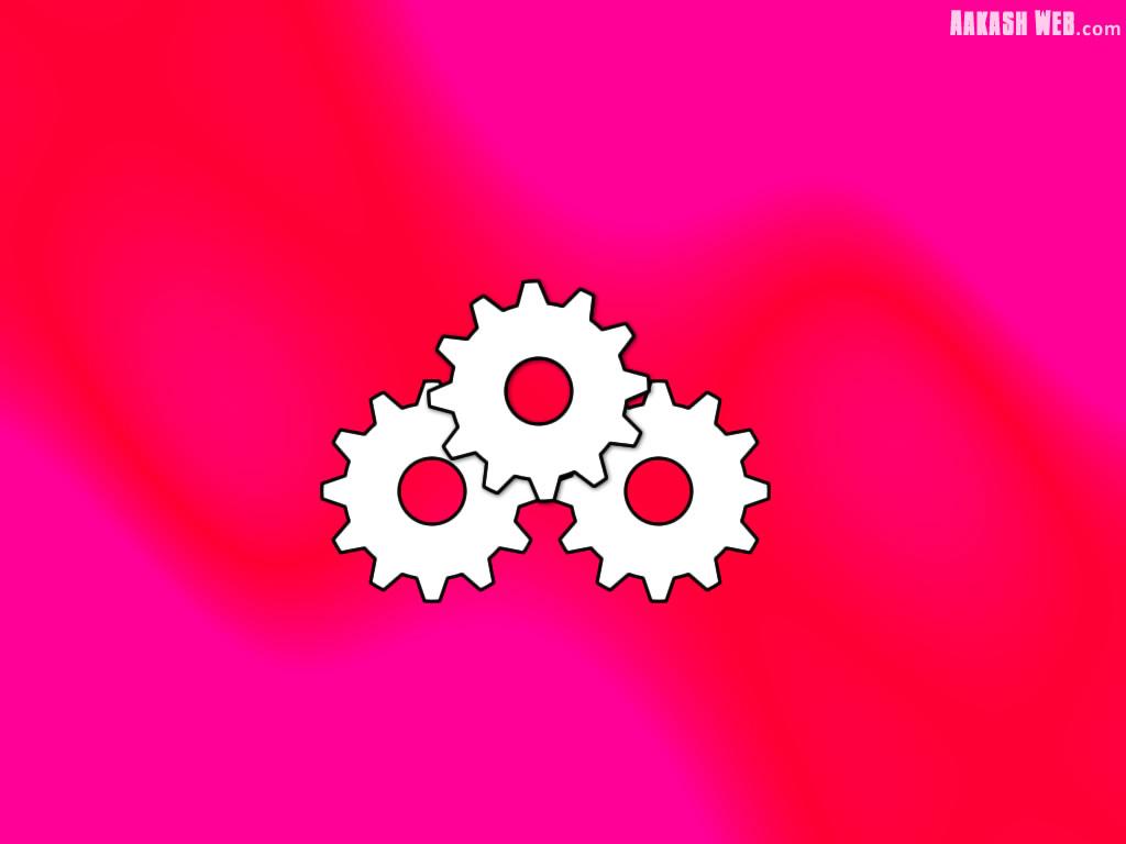 3 Gears - Pink
