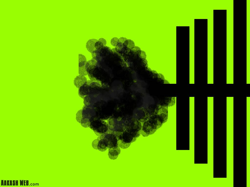 Black Smoke - Green
