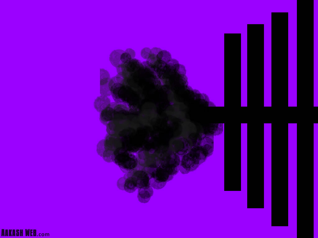 Black Smoke - Violet