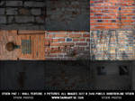 old brick wall stock pac 1
