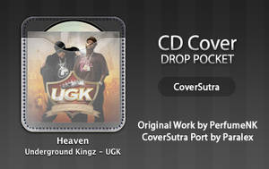 CD Cover Drop Pocket - Port by paralexLX