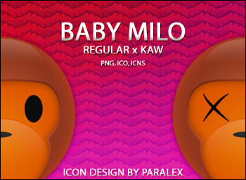 BABY MILO - REG x KAW by paralexLX