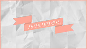 Paper Textures By Averagesky