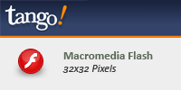 Tango Icon - Macromedia Flash by -maverick-